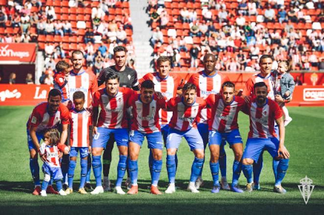 Peybernes, baxa por doble tarxeta mariella. / Juan Llavio (Real Sporting)