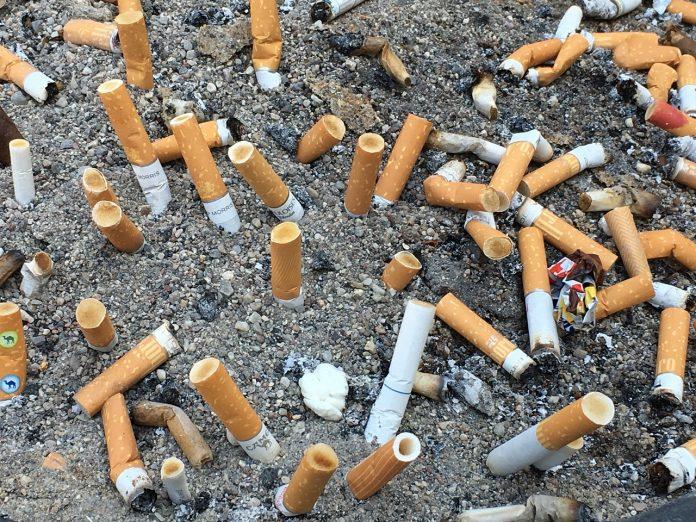 La Conseyería de Sanidá prohibe fumar en cuatro playes d'Asturies pa promover una vida ensin tabacu ya impulsar el respetu a les persones y al mediu ambiente.