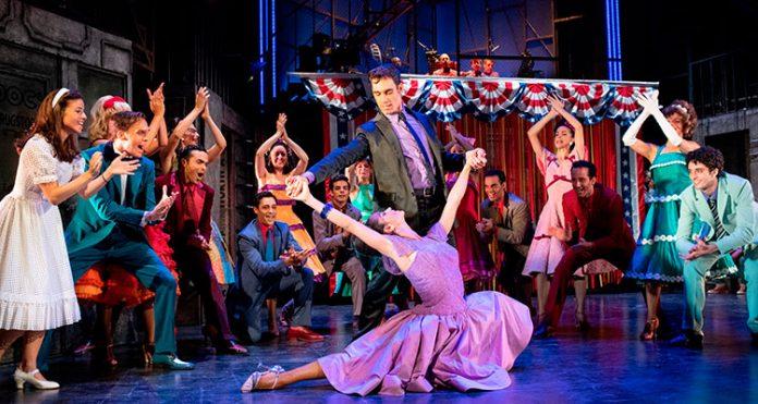 La xira del musical de 'West Side Story' va llegar a Xixón