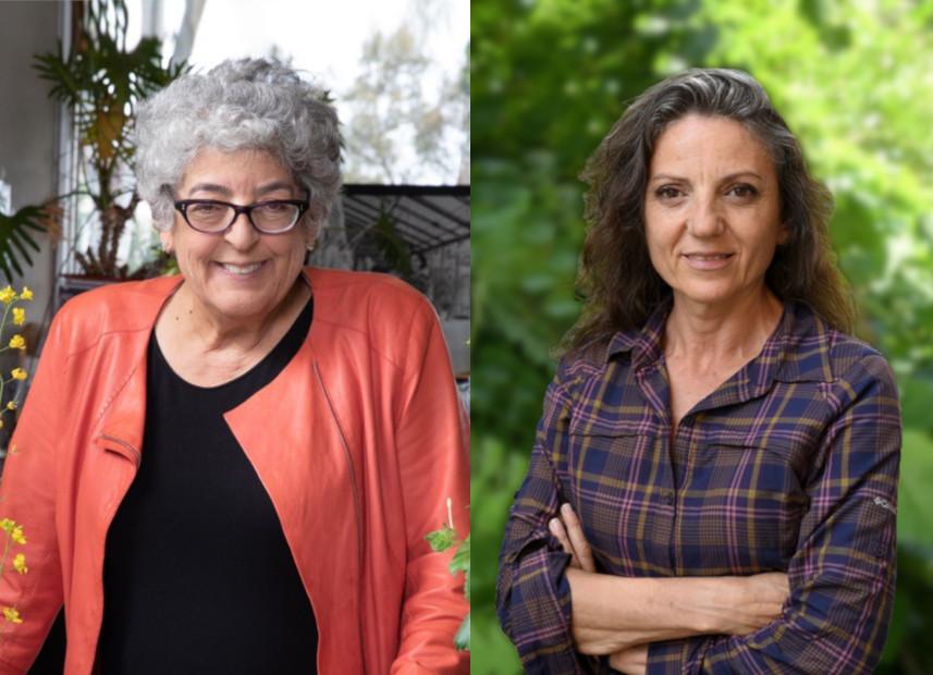 Joanne Chory y Sandra Myrna Díaz, Premiu Princesa d'Investigación Científica y Técnica. / FPA
