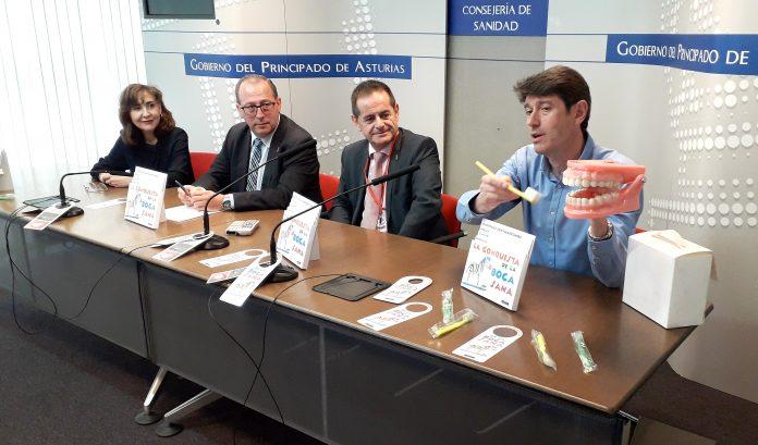 El Gobiernu d'Asturies amplía a tola etapa d'Infantil la cobertura del programa de salú bucodental La conquista de la boca sana