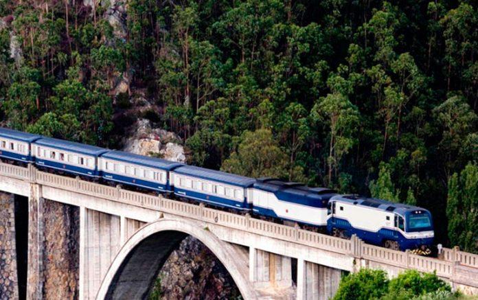 Los trenes turísticos van empezar a circular per Asturies en xunetu