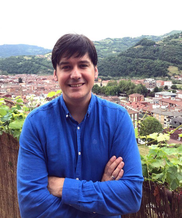 Borja Sánchez García, conseyeru de Ciencia, Innovación y Universidá