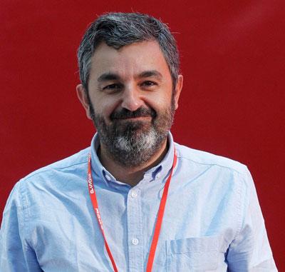 Alejandro Calvo conseyeru de Desenvolvimientu Rural, Agroganadería y Pesca