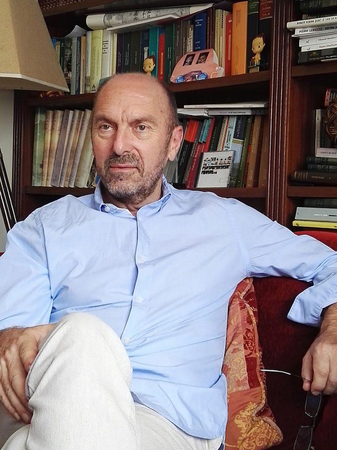 Juan Cofiño, vicepresidente y conseyeru d'Infraestructures y Mediu Ambiente