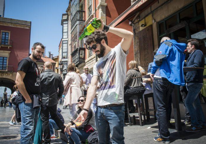 La cultura sidrera yá ye candidata a patrimoniu de la humanidá