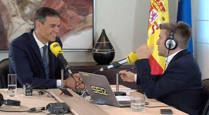 Pedro Sánchez da por rotes les negociaciones con Podemos