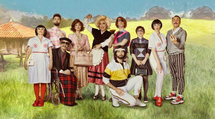 'Sidra en vena', comedia astur-pop nel Xovellanos