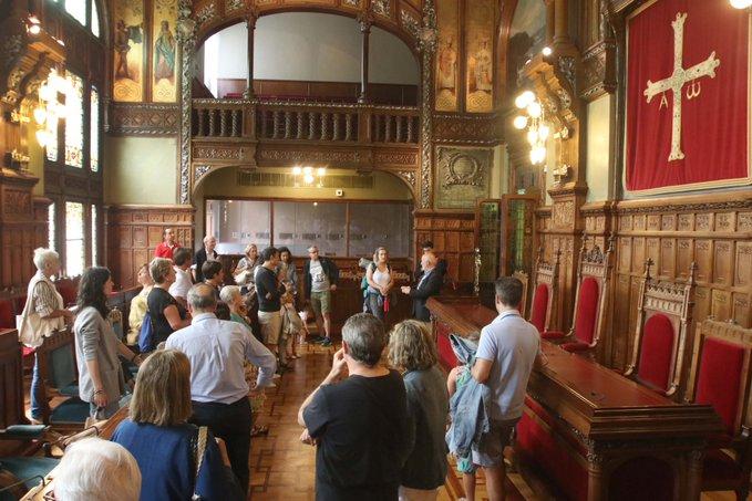 Más de 300 persones visiten la Xunta nel primer día de puertes abiertes