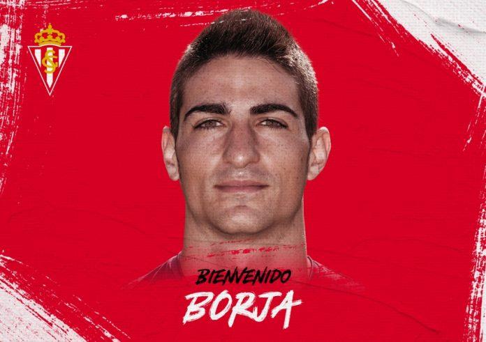 Borja López yá ye nuevu xugador del Sporting