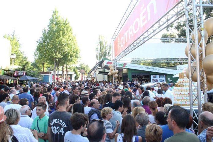 La Feria de Muestres pieslla edición con 724.314 visitantes