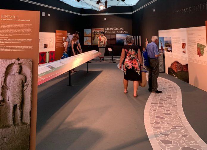 El pabellón de Xixón na Feria de Muestres recibió 68.335 visites