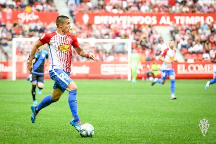 Djuka. / Juan Llavio (Real Sporting)