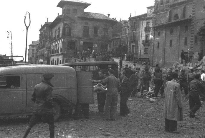 El Conceyu va recuperar la esposición urbana Xixón 36-37