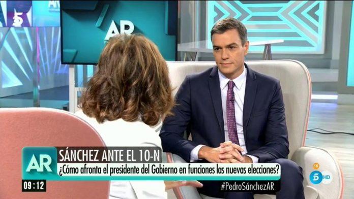 """Sánchez va presentar un plan para superar el bloquéu: """"Nun hai tiempu que perder"""