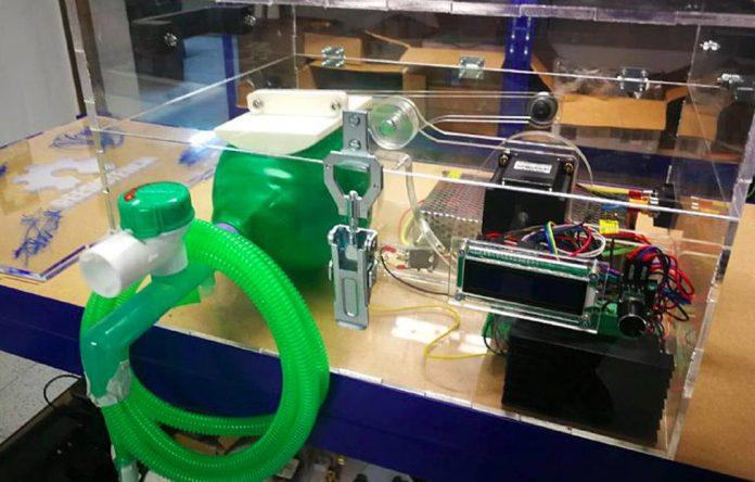 Investigadores asturianos desarrollen un respirador impresu en 3D