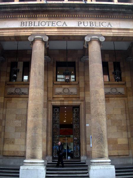 Biblioteca Xovellanos de Xixón