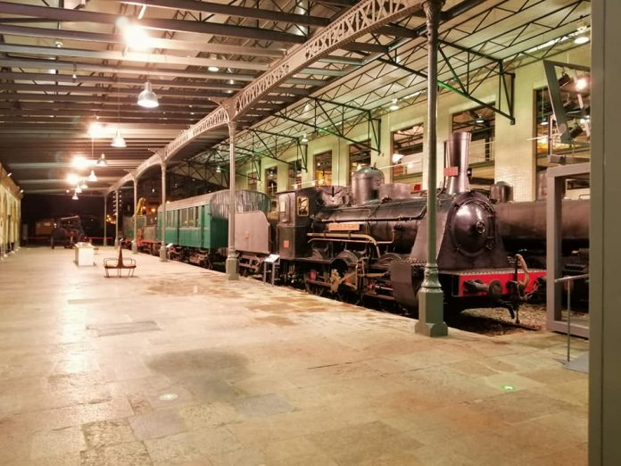 Muséu del Ferrocarril d'Asturies